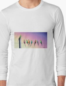 Birds of a Feather Long Sleeve T-Shirt