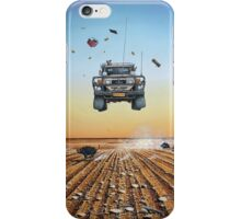 Are We There Yet?! Moonie. iPhone Case/Skin