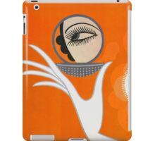 Playful Art Deco cute makeup fashion art iPad Case/Skin