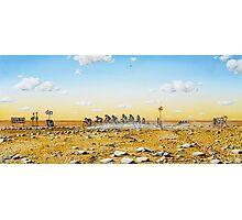 Tour De Outback Photographic Print