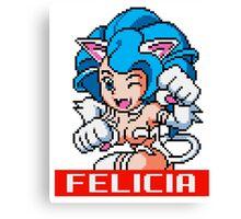 Felicia (MM) Canvas Print