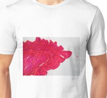 A section trough cells on the tip of a tongue. Unisex T-Shirt