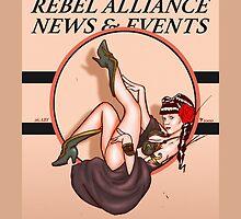 Pin upped Princess Leia  by Eliassar