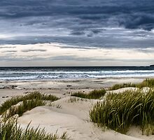 Sand, Sea and Sky by CezB