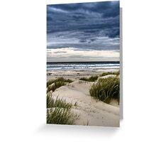 Sand, Sea and Sky Greeting Card