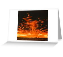 Arid Zone Greeting Card
