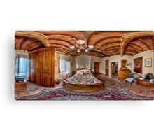 Tuscany Retreat Canvas Print