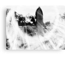 Lens flare Canvas Print