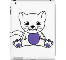 Sack Meow - Moo and Friends iPad Case/Skin