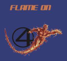 Flame On by avasponge