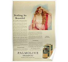 Advertisements Photoplay Magazine January through June 1922 0583 Palmolive Shampoo Poster