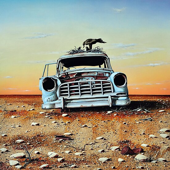 Old Holdens Never Die II by John  Murray