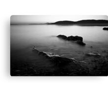 Tralee Bay, Monochrome Canvas Print
