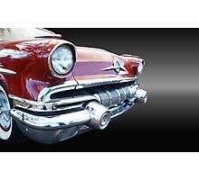 1957 Pontiac Star Chief Photographic Print