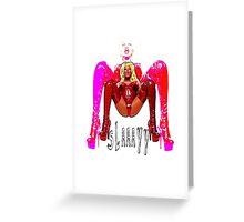 RuPaul - SLAYYYYY Greeting Card