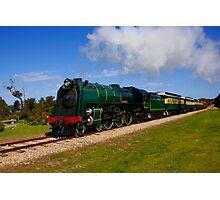 Australian Railway Photographic Print
