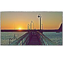 Morro Bay, California Photographic Print