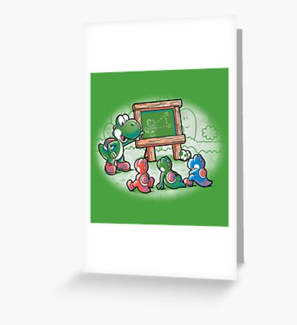 Instructor Greeting Card