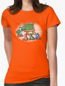 Instructor Womens Fitted T-Shirt