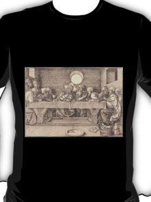 Albrecht Dürer or Durer The Last Supper (4) T-Shirt