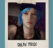 Life Is Strange - Chloe Price by Sacredrite