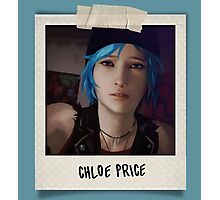 Life Is Strange - Chloe Price Photographic Print