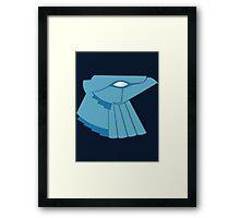 Dune - House Atreides Framed Print