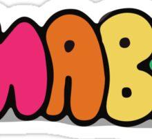 Mabel Sticker