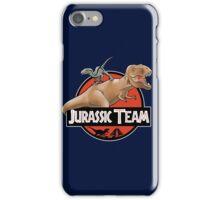 Jurassic Team iPhone Case/Skin