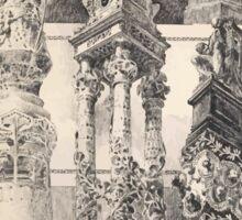 Esquisses décoratives Binet Rene 190x 0127 Socle Sticker