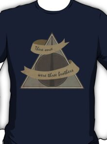 The Three Brothers T-Shirt
