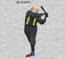 Be Happy_T T-Shirt