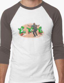 Yoshi world Men's Baseball ¾ T-Shirt