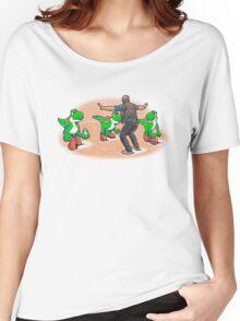 Yoshi world Women's Relaxed Fit T-Shirt