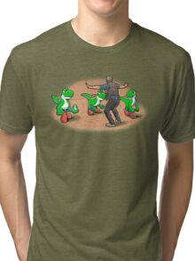 Yoshi world Tri-blend T-Shirt
