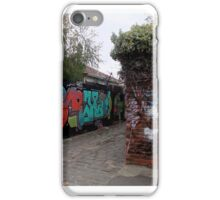 The lane way to where... iPhone Case/Skin