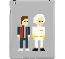 Back to the Pixel iPad Case/Skin