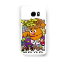 Willy Wocka and the Muppet Factory Samsung Galaxy Case/Skin