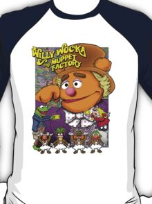 Willy Wocka and the Muppet Factory T-Shirt