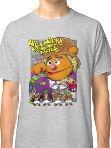 Willy Wocka and the Muppet Factory Classic T-Shirt