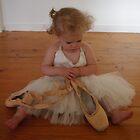 I wanna be a ballerina. by Lanii  Douglas