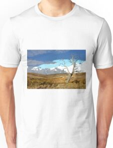 Distorted Reality Landscape Unisex T-Shirt