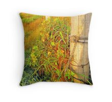 A Different View ! Throw Pillow