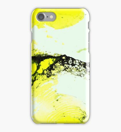 Tombs Emulsion Transfer iPhone Case/Skin