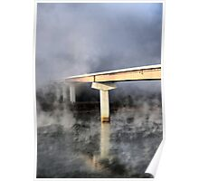 Bridge on the Tennessee River Poster