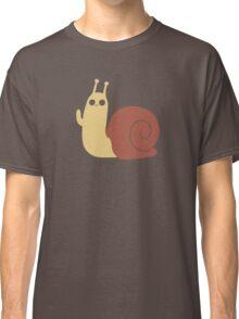 Adventure Time Snail Trance - Two Colour Classic T-Shirt