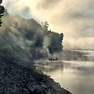 Fishing the Tennessee River by Edward Myers