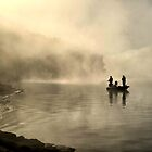 Fishing in the Mist by Edward Myers