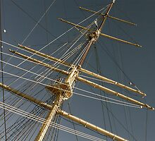 Mast in Gdynia by Moko1