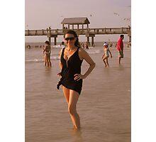 Florida Sun Photographic Print